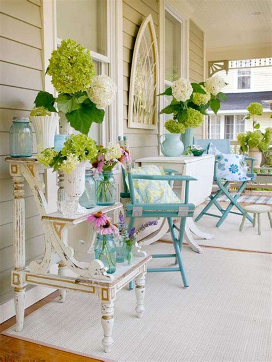 40 Beautiful Spring Front Porch Decorating Ideas You Will Love 39