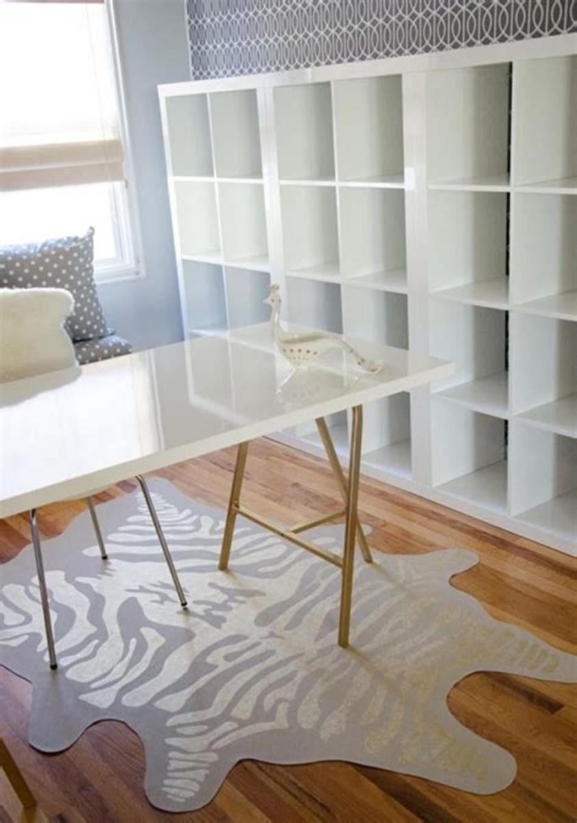50 Cheap IKEA Home Office Furniture with Design and Decorating Ideas 13