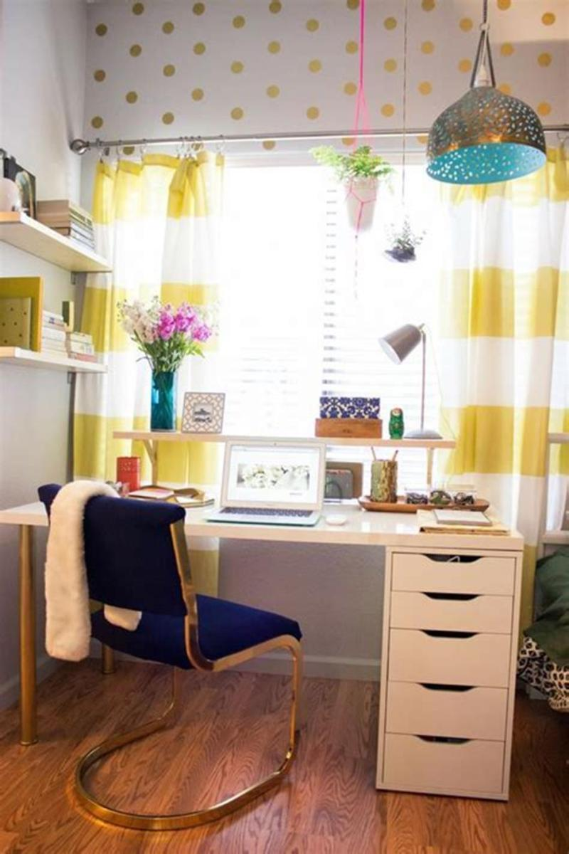 50 Cheap IKEA Home Office Furniture with Design and Decorating Ideas 23