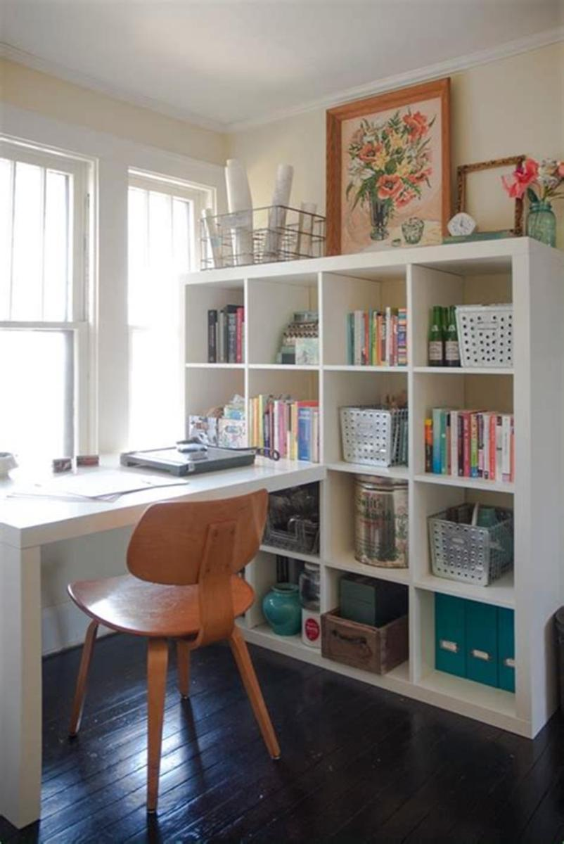 50 Cheap IKEA Home Office Furniture with Design and Decorating Ideas 30
