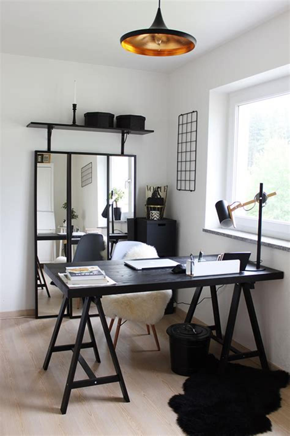 50 Cheap IKEA Home Office Furniture with Design and Decorating Ideas 39