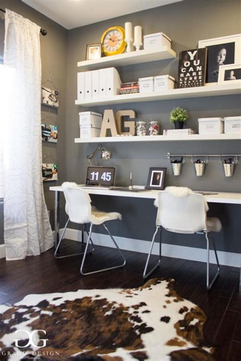 50 Cheap IKEA Home Office Furniture with Design and Decorating Ideas 53