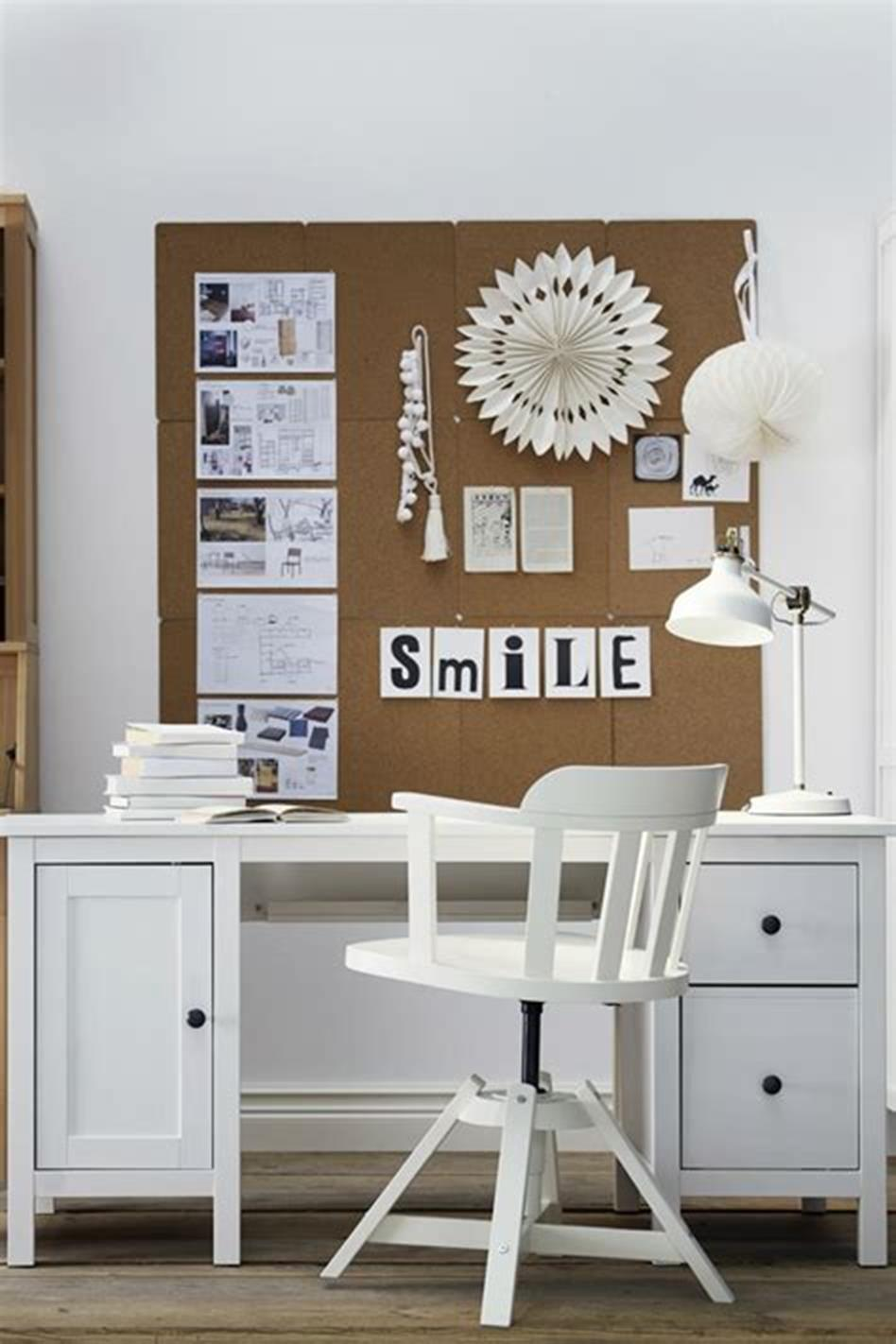 50 Cheap IKEA Home Office Furniture with Design and Decorating Ideas 58