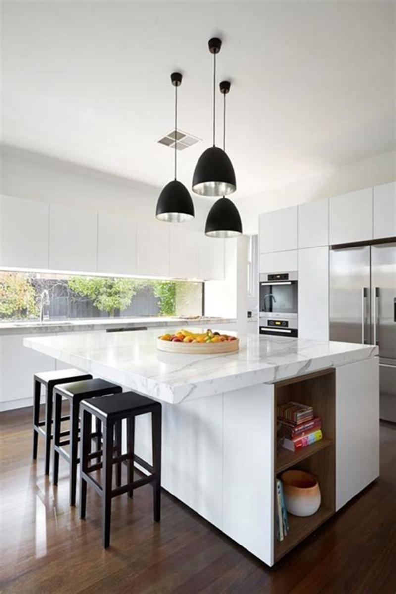 35 Stunning Contemporary Kitchen Design Ideas Youll Love 22