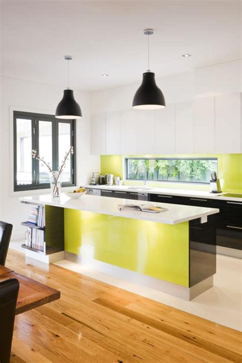 35 Stunning Contemporary Kitchen Design Ideas Youll Love 24