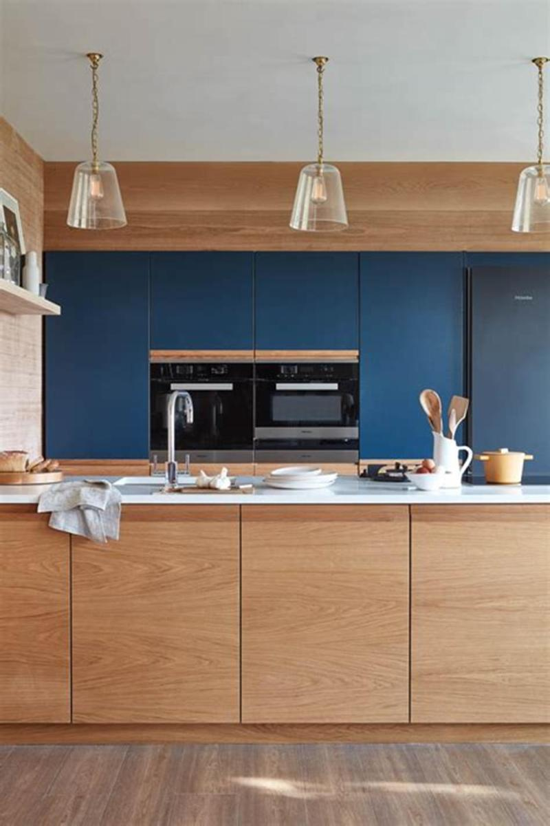 35 Stunning Contemporary Kitchen Design Ideas Youll Love 25