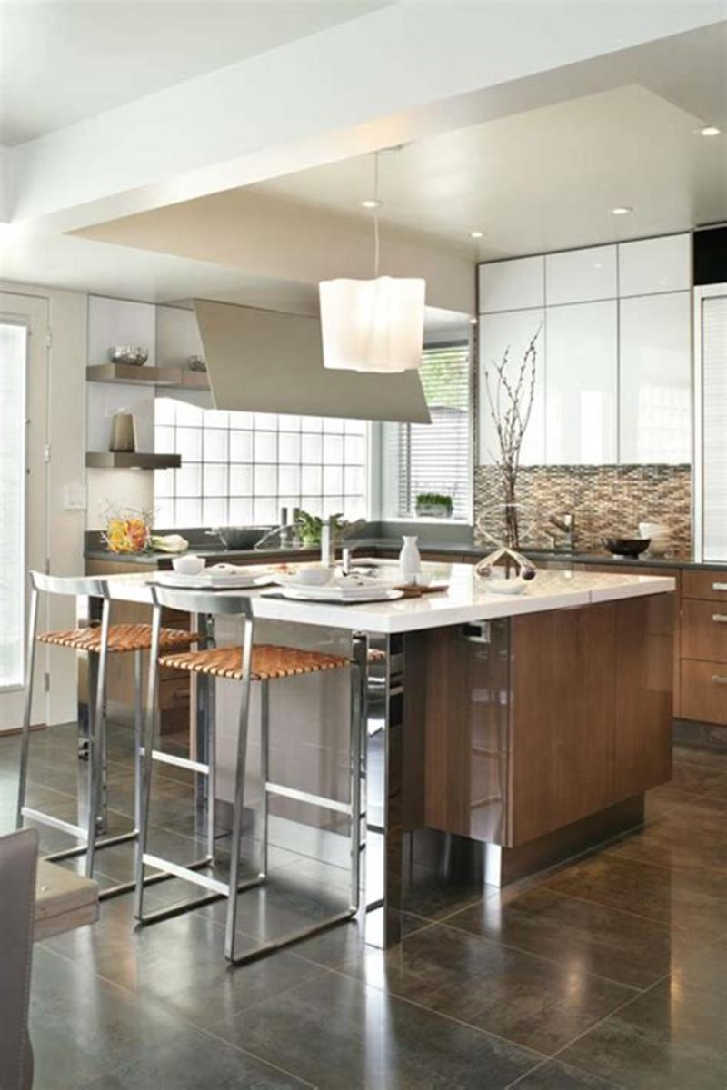 35 Stunning Contemporary Kitchen Design Ideas Youll Love 39