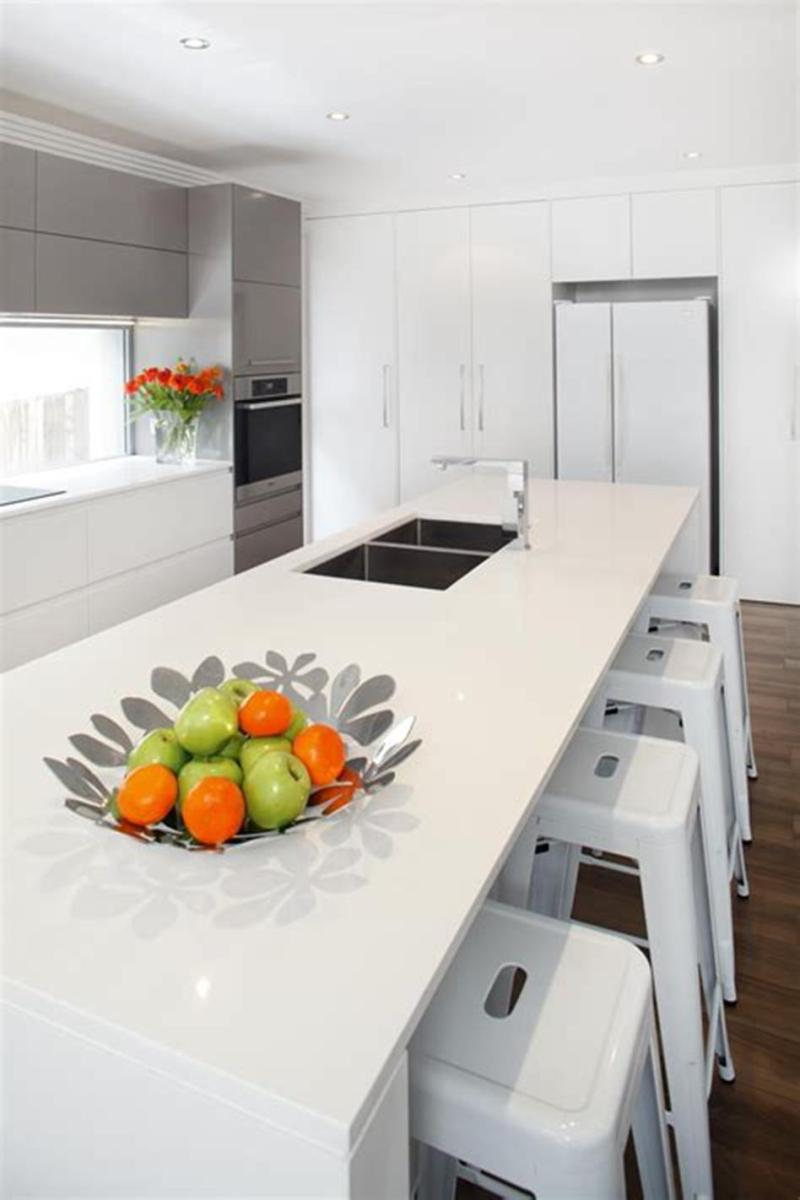 35 Stunning Contemporary Kitchen Design Ideas Youll Love 57