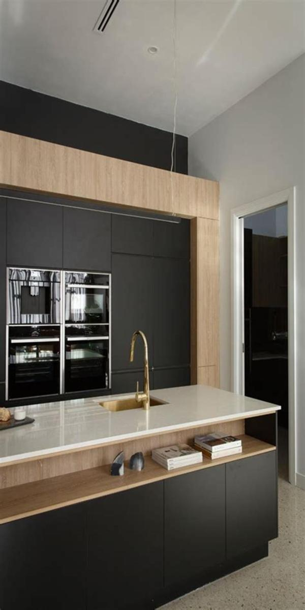 35 Stunning Contemporary Kitchen Design Ideas Youll Love 8