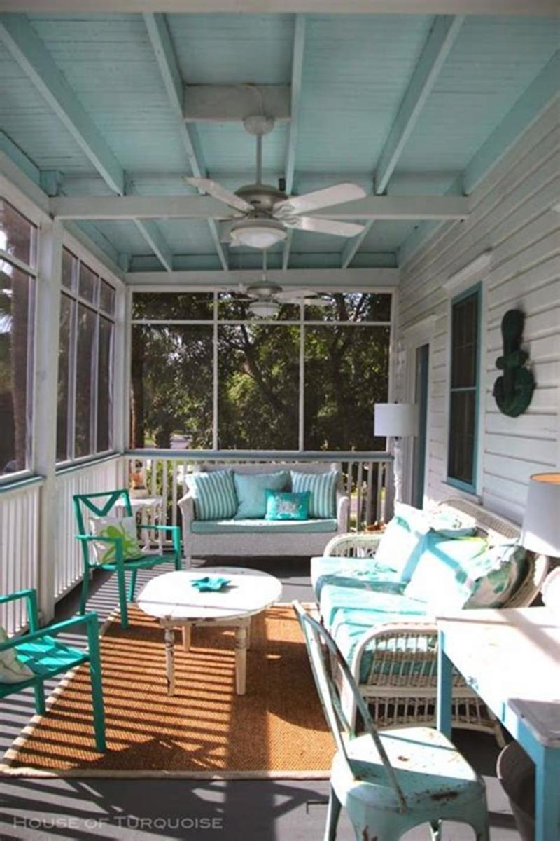 40 Best Screened Porch Design and Decorating Ideas On Budget 21