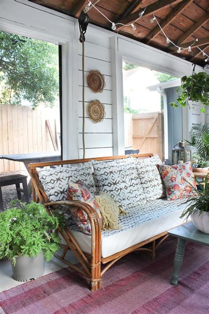 40 Best Screened Porch Design and Decorating Ideas On Budget 8