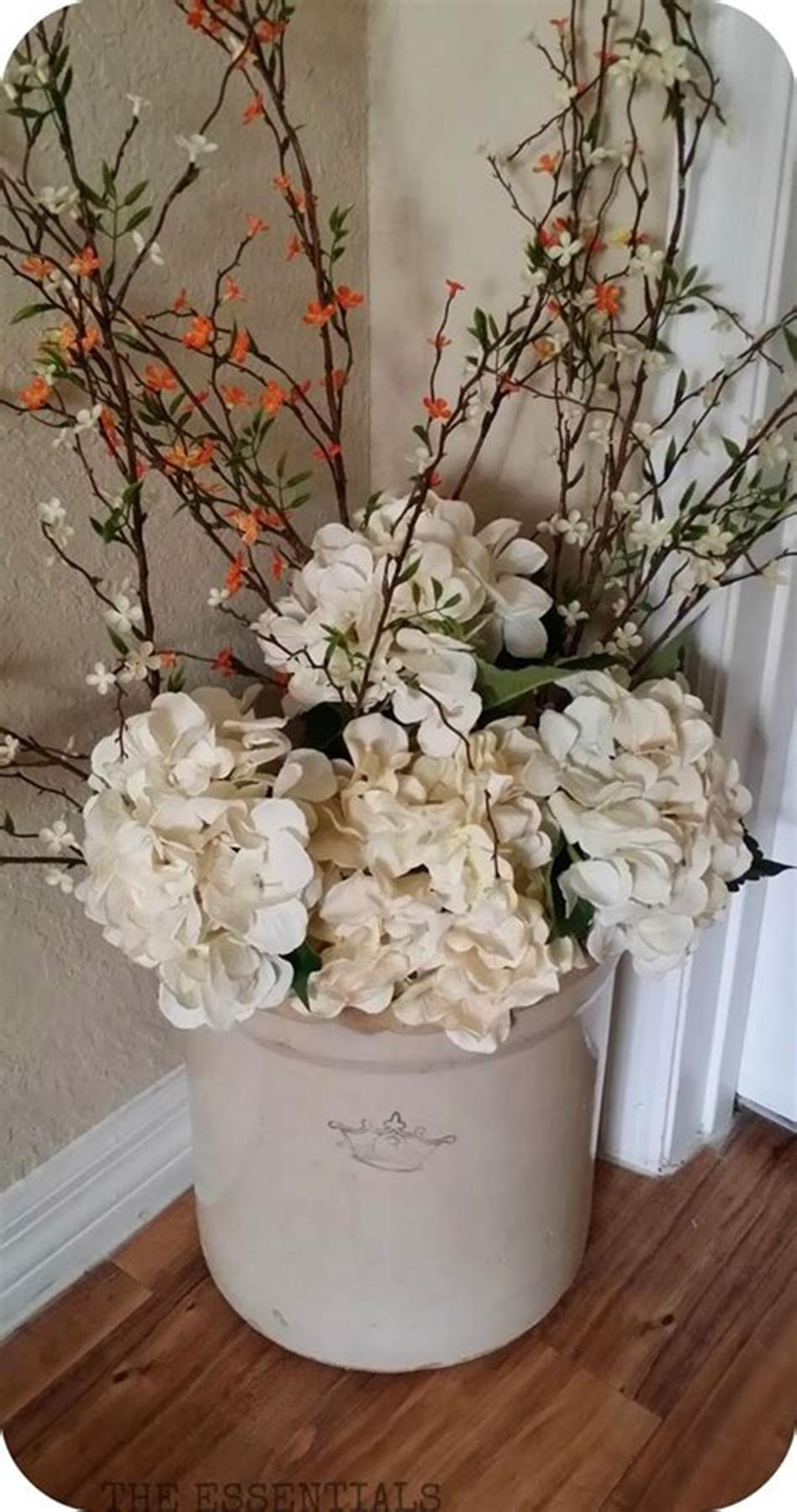 42 DIY Beautiful Vintage Spring Decorations Ideas You Will Love 1