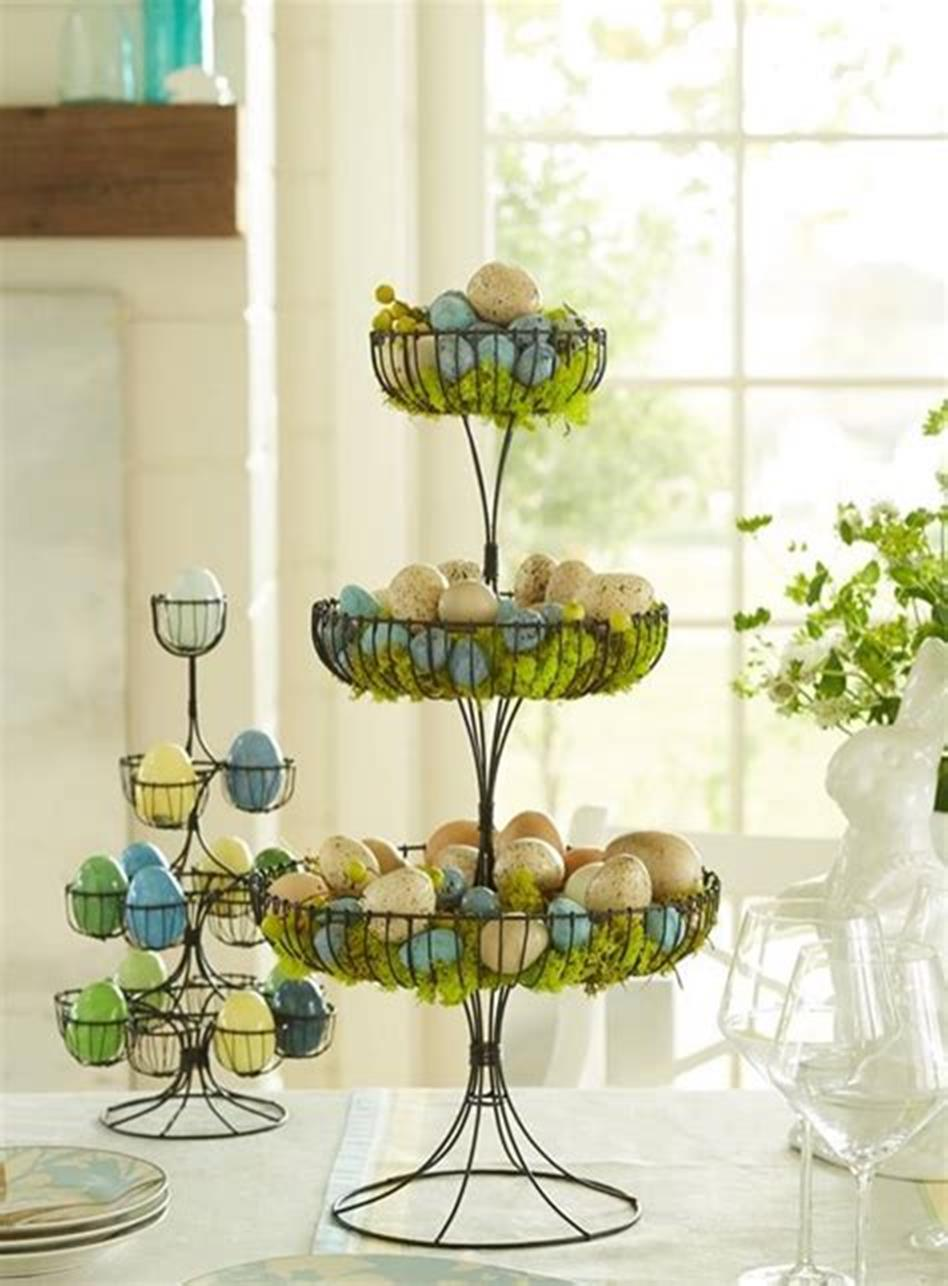 42 DIY Beautiful Vintage Spring Decorations Ideas You Will Love 23