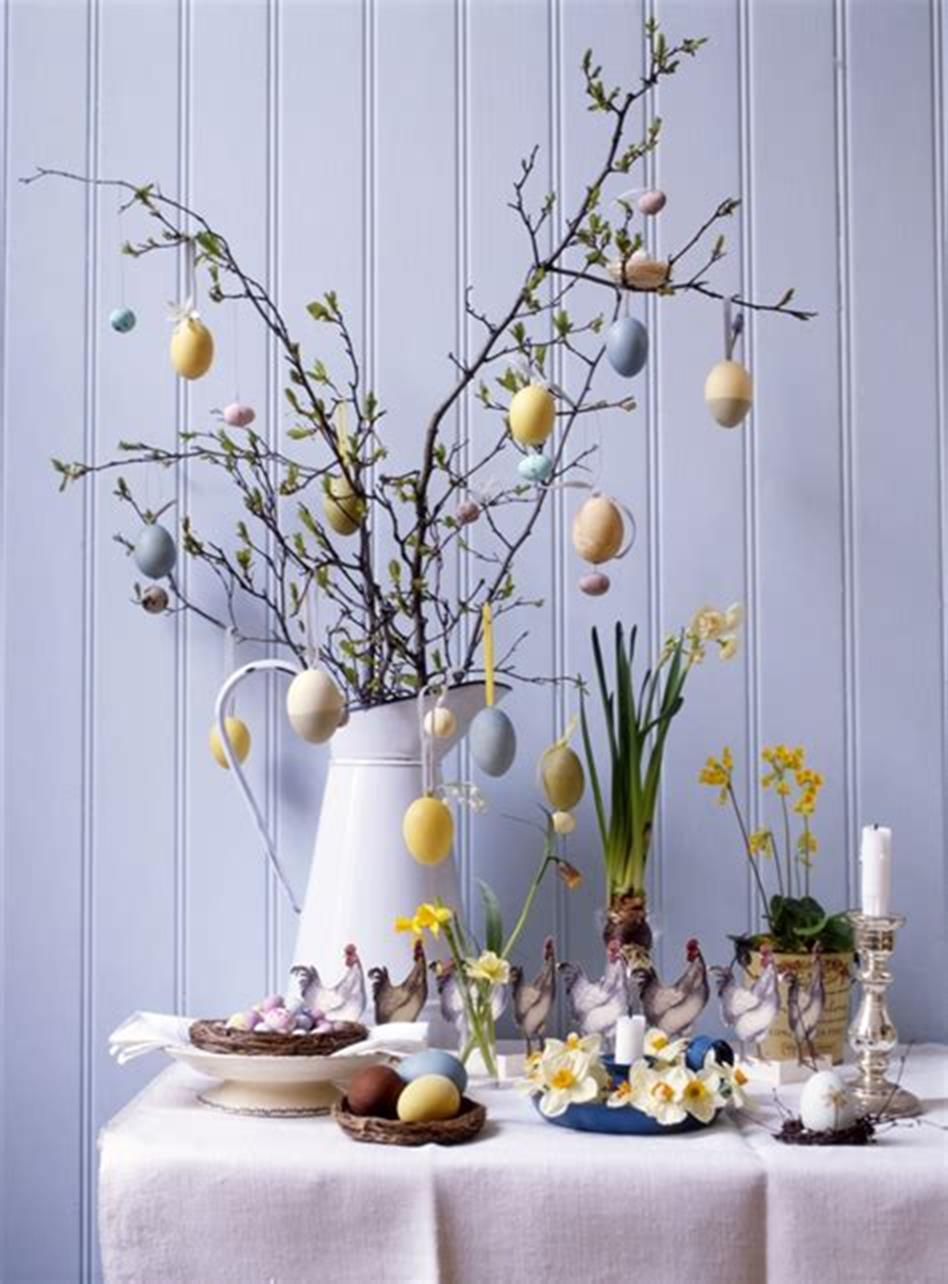 42 DIY Beautiful Vintage Spring Decorations Ideas You Will Love 32