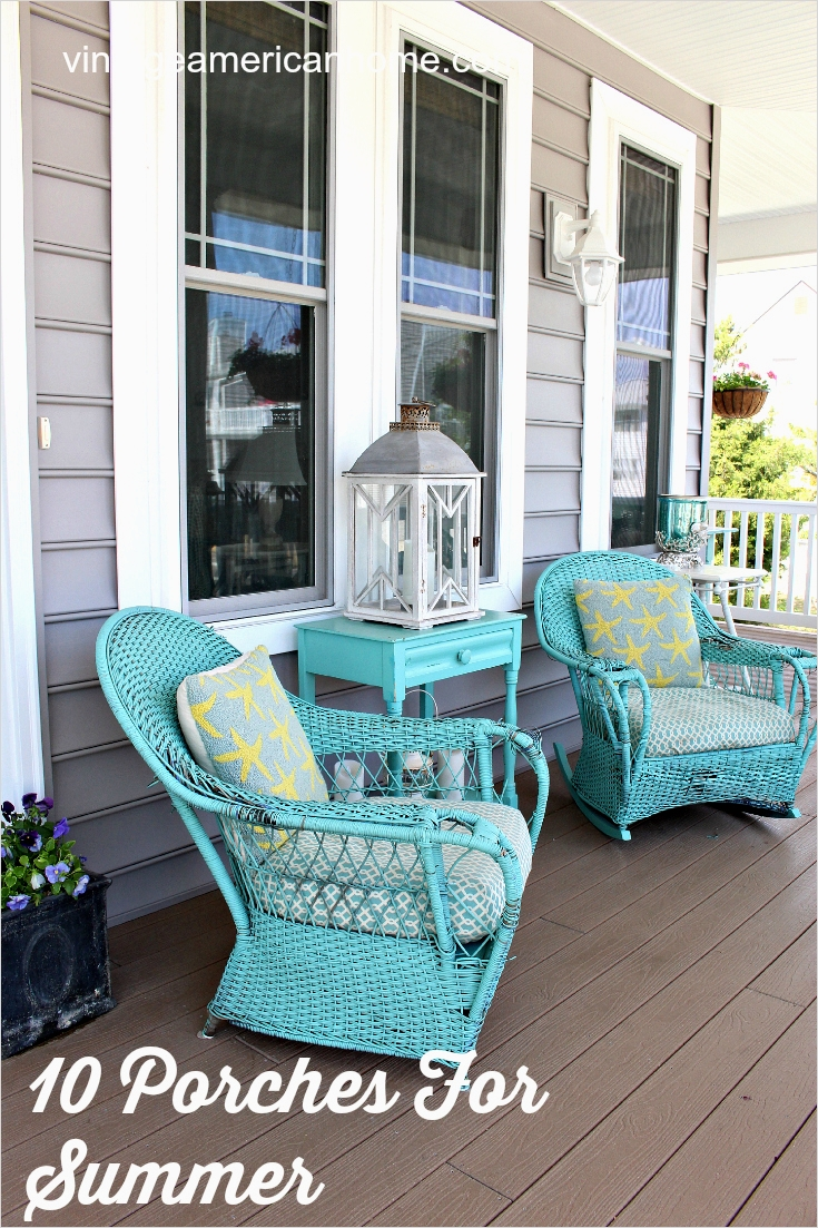 35 Stunning Little Porch Decorating Ideas for 2020 22
