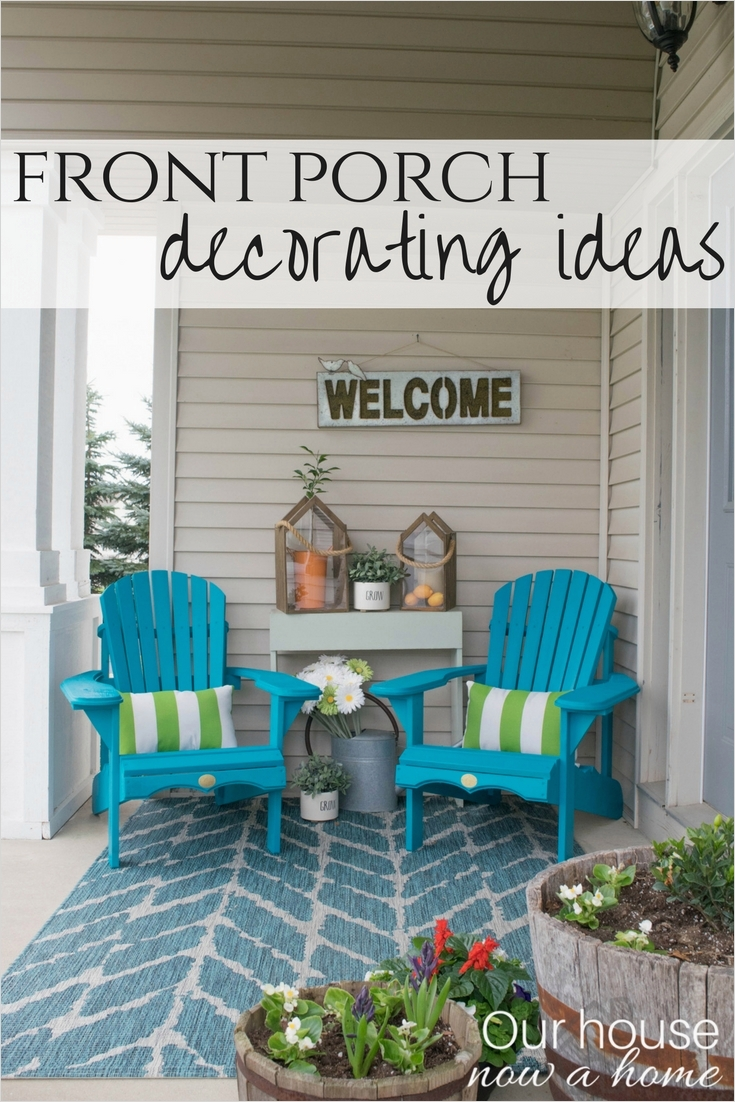 35 Stunning Little Porch Decorating Ideas for 2020 44