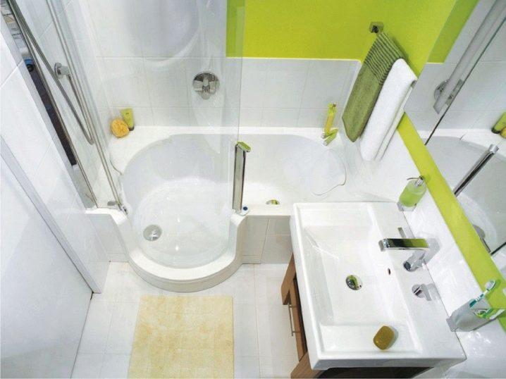Cách bố trí các thiết bị vệ sinh phòng tắm