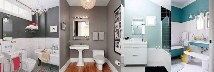 Chọn vật liệu cho phòng tắm