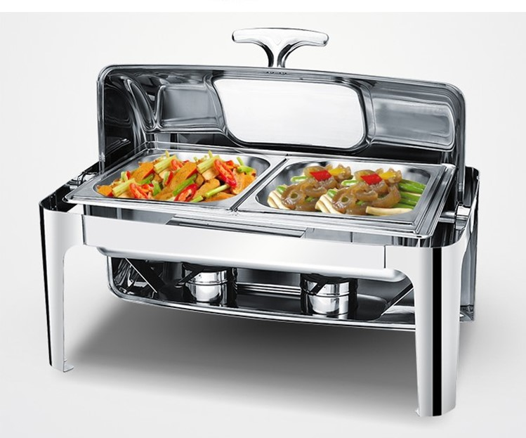 Rectangular Chafing Dish Double40