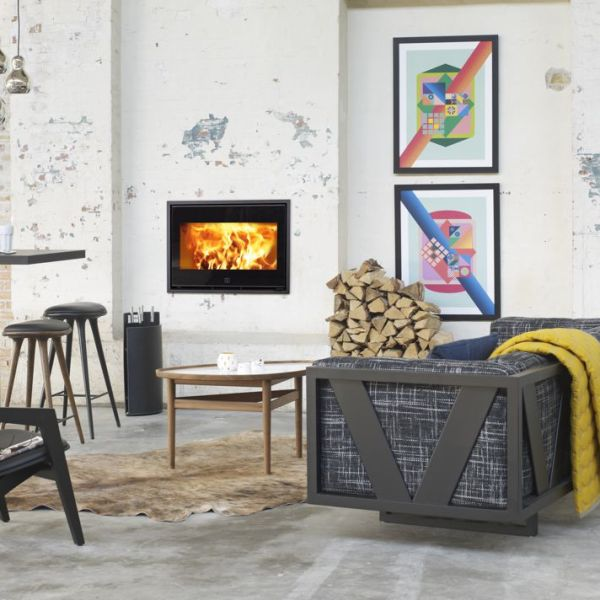 Build-In-Fireplaces