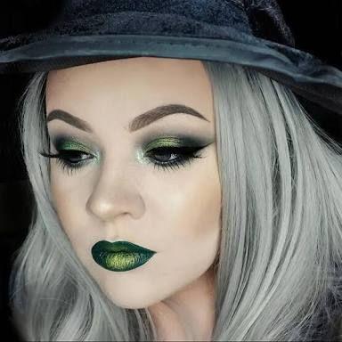 Best Halloween Witch Makeup