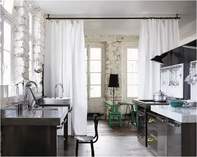 Beautiful And Unique Room Divider Curtains (15)