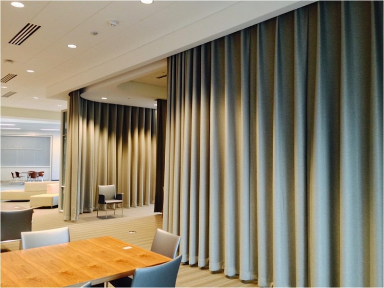 Beautiful And Unique Room Divider Curtains (22)