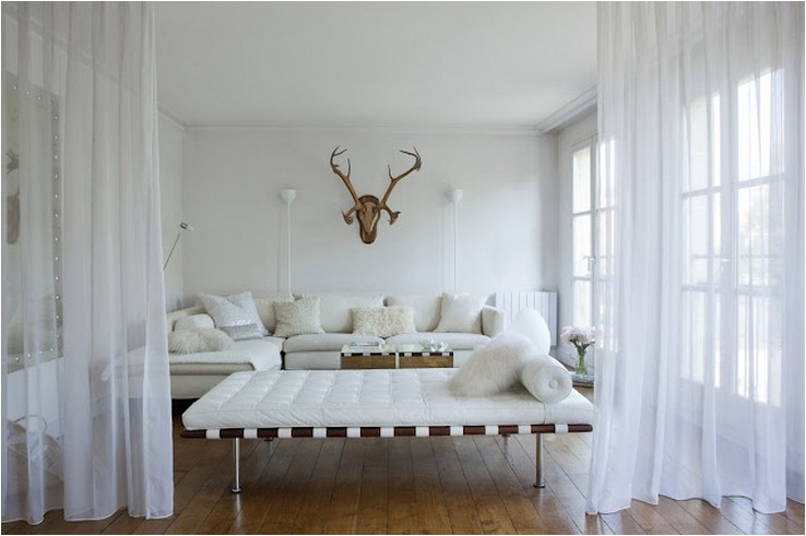 Beautiful And Unique Room Divider Curtains (33)