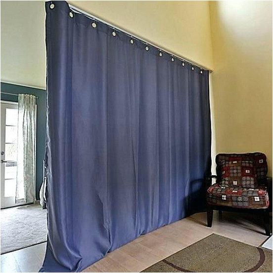 Beautiful And Unique Room Divider Curtains (38)