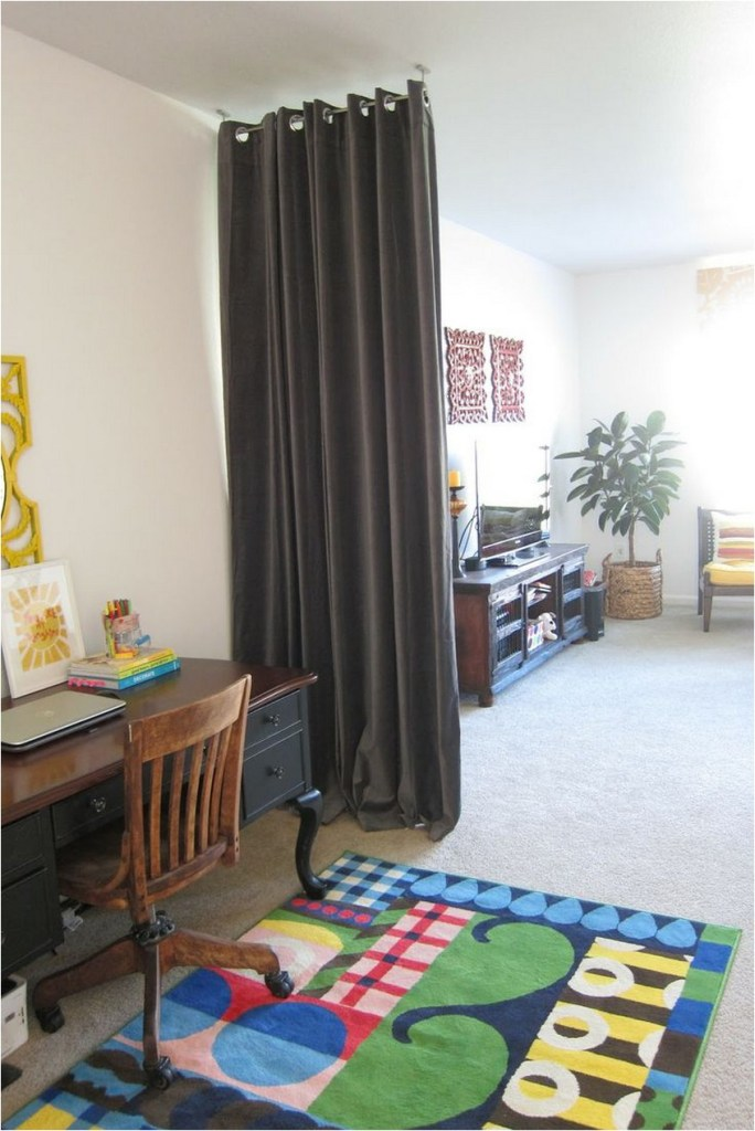 Beautiful And Unique Room Divider Curtains (39)