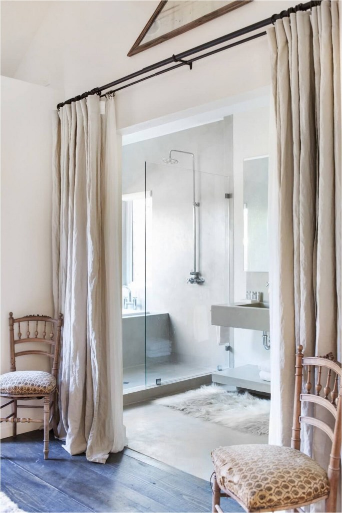 Beautiful And Unique Room Divider Curtains (47)
