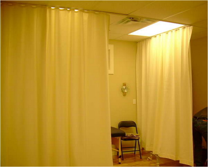 Beautiful And Unique Room Divider Curtains (5)