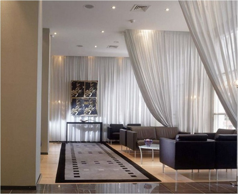 Beautiful And Unique Room Divider Curtains (59)