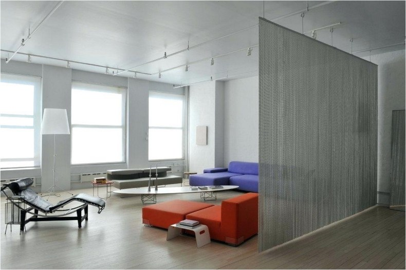 Beautiful And Unique Room Divider Curtains (62)