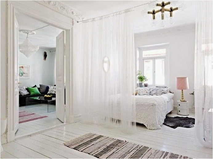Beautiful And Unique Room Divider Curtains (63)