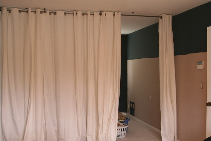Beautiful And Unique Room Divider Curtains (76)