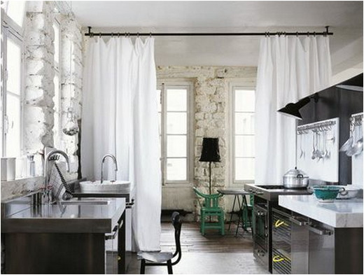 Beautiful And Unique Room Divider Curtains (81)
