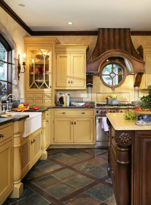 Best Colors For French Country Kitchen