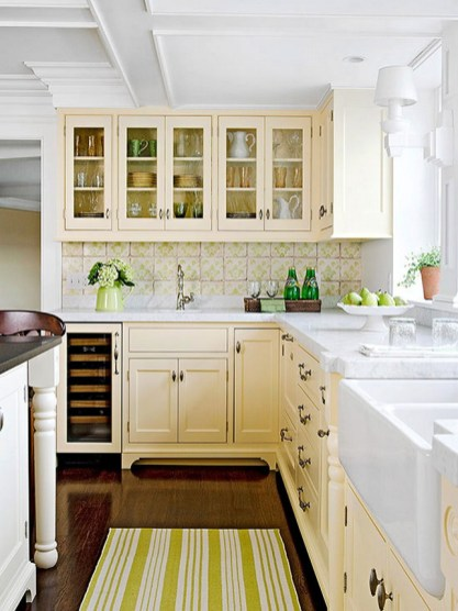 Best Cream Kitchen Cabinet Paint Colors