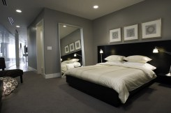 Dark Grey Bedrooms Decorating Design Ideas (37)
