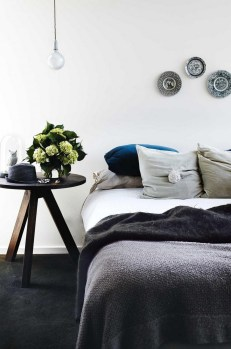 Dark Grey Bedrooms Decorating Design Ideas (7)