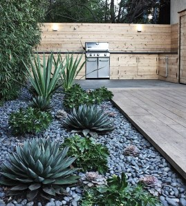 Decorating Ideas For Backyard Deck With Plants