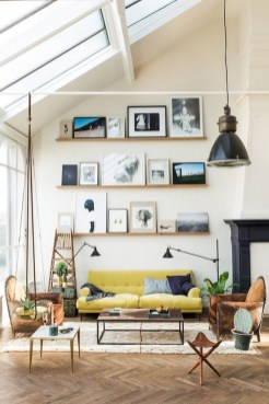 Eclectic And Quirky Living Room Decor Styling Ideas (44)