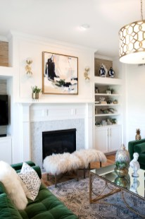 Eclectic And Quirky Living Room Decor Styling Ideas (46)