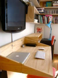 Home Office Ideas With Bookshelves