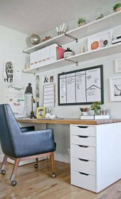 Ideas For Home Office Notice Board