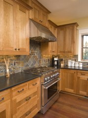 Kitchen Tile Backsplash Ideas Suitable For Your Kitchen (11)