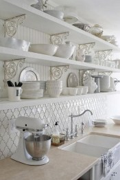 Kitchen Tile Backsplash Ideas Suitable For Your Kitchen (4)