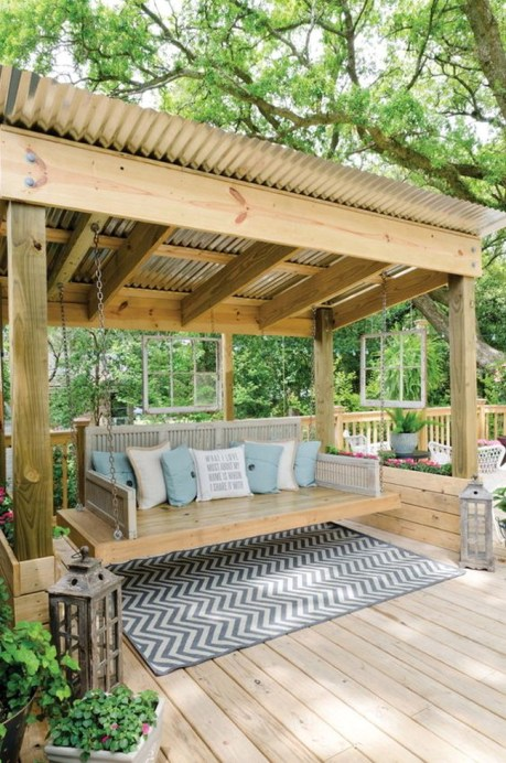 Outdoor Patio Deck Decorating Ideas For Summer