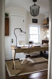 Small Home Office Furniture Ideas Layout